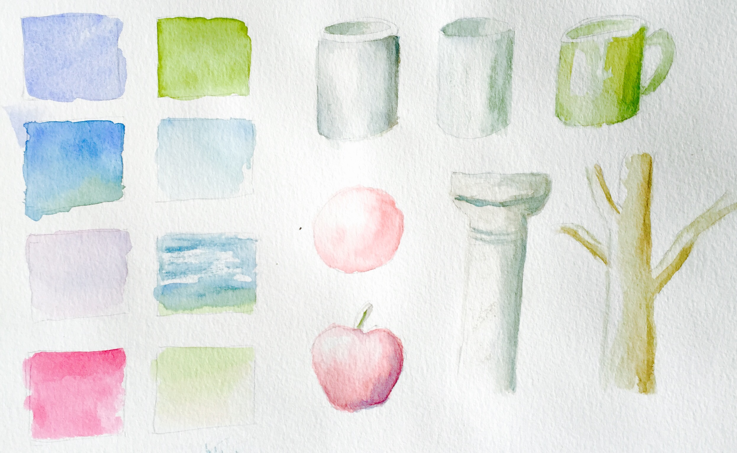 Learning Washes