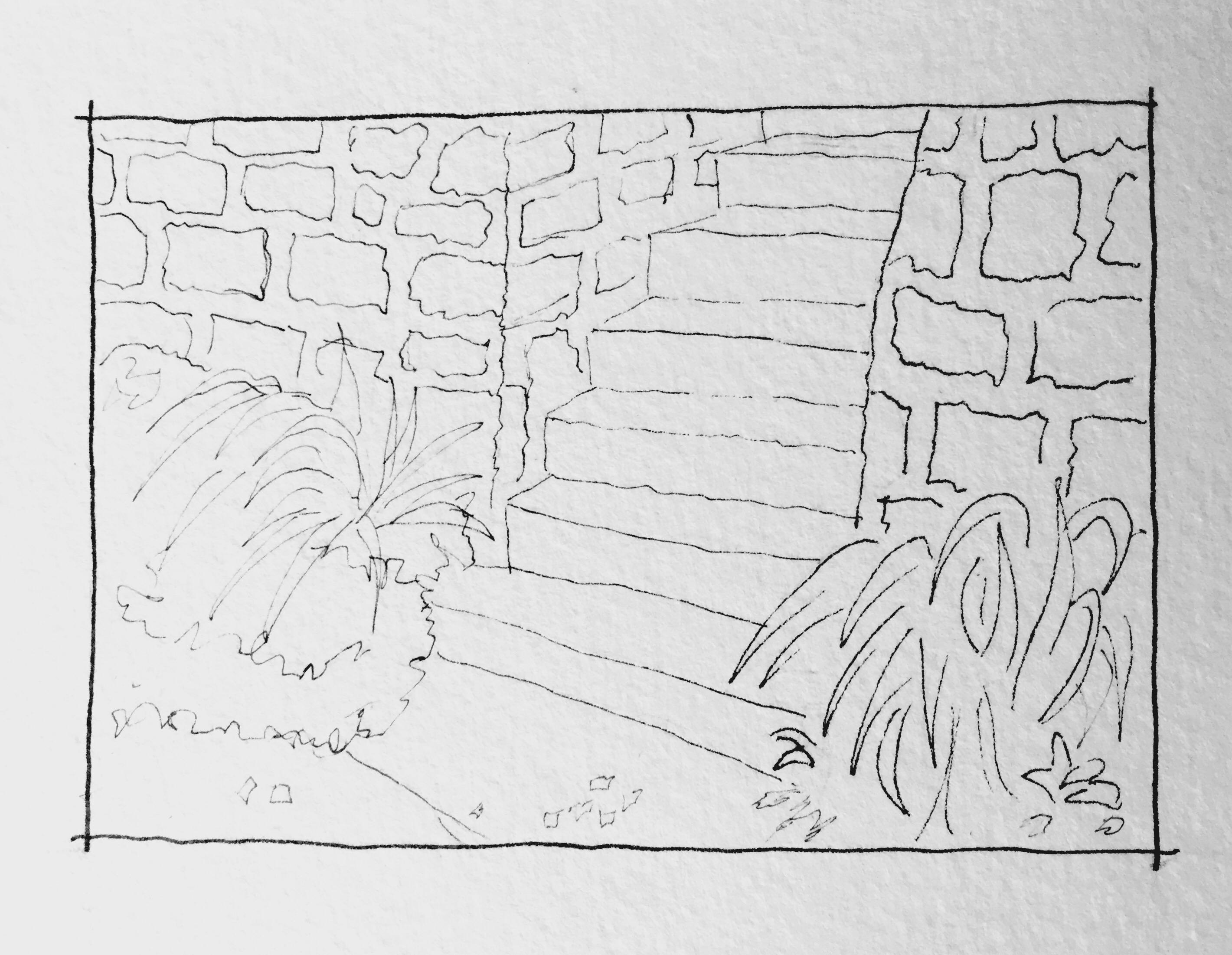 Closer Sketch