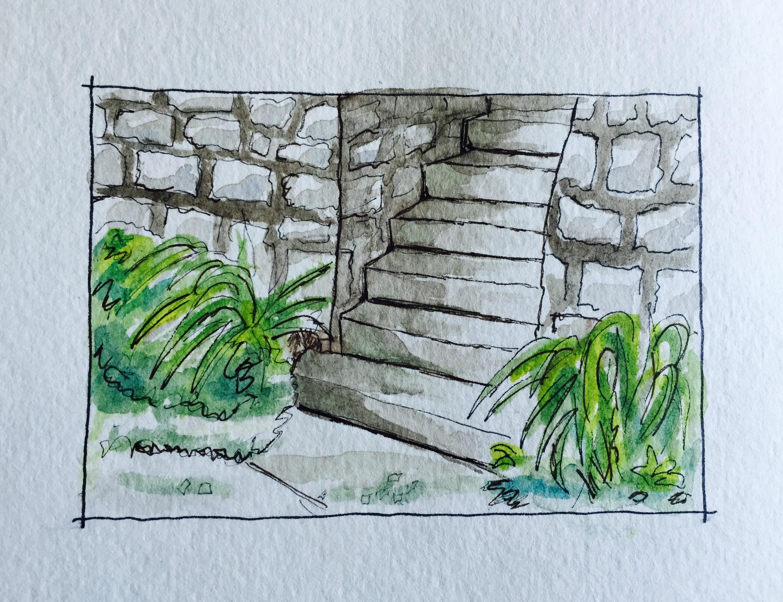 Stones & Stairs