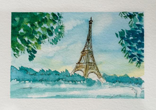 Missing Paris