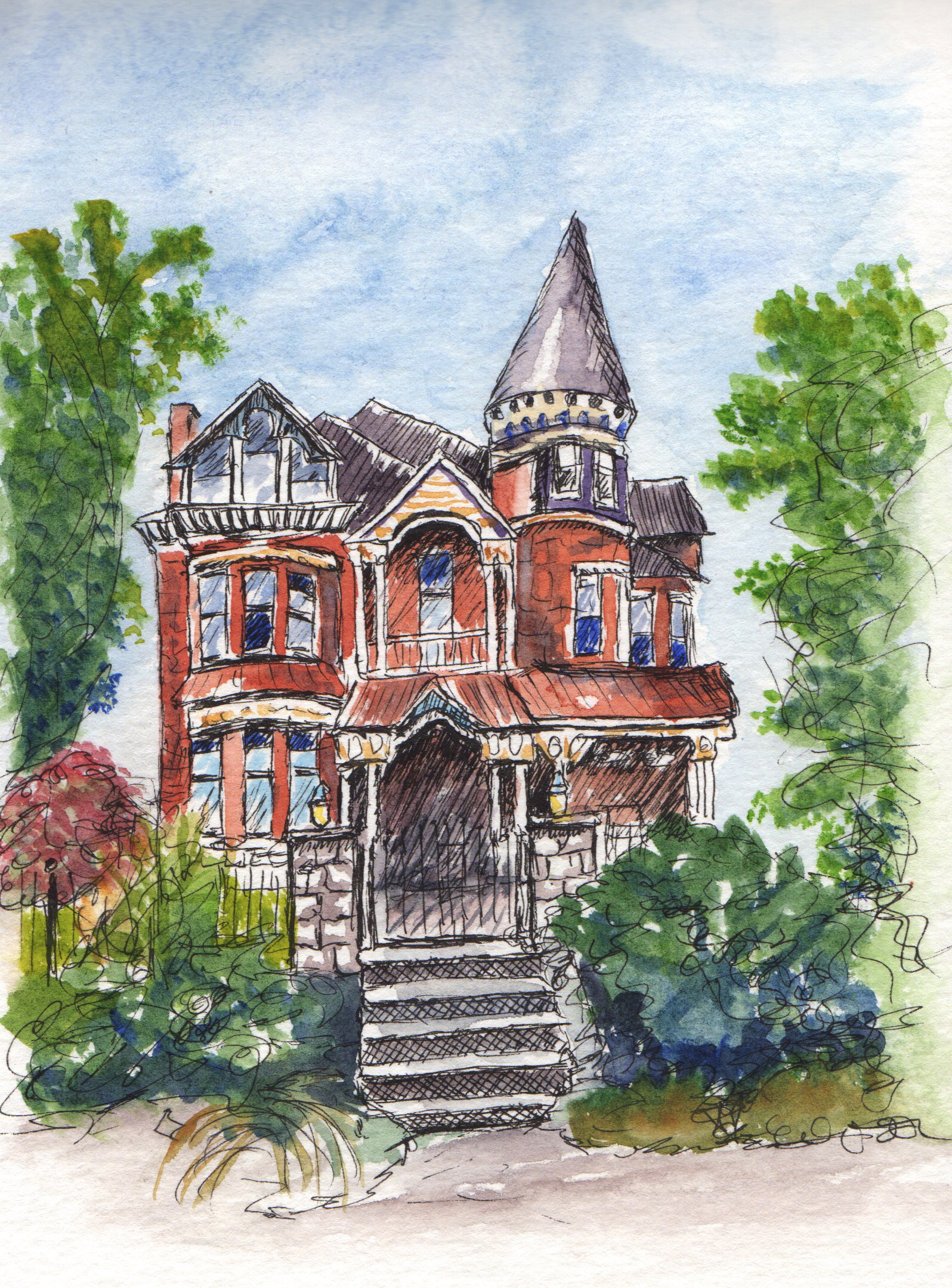 Victorian Home, Kansas City