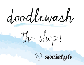 The Doodlewash Shop @Society6
