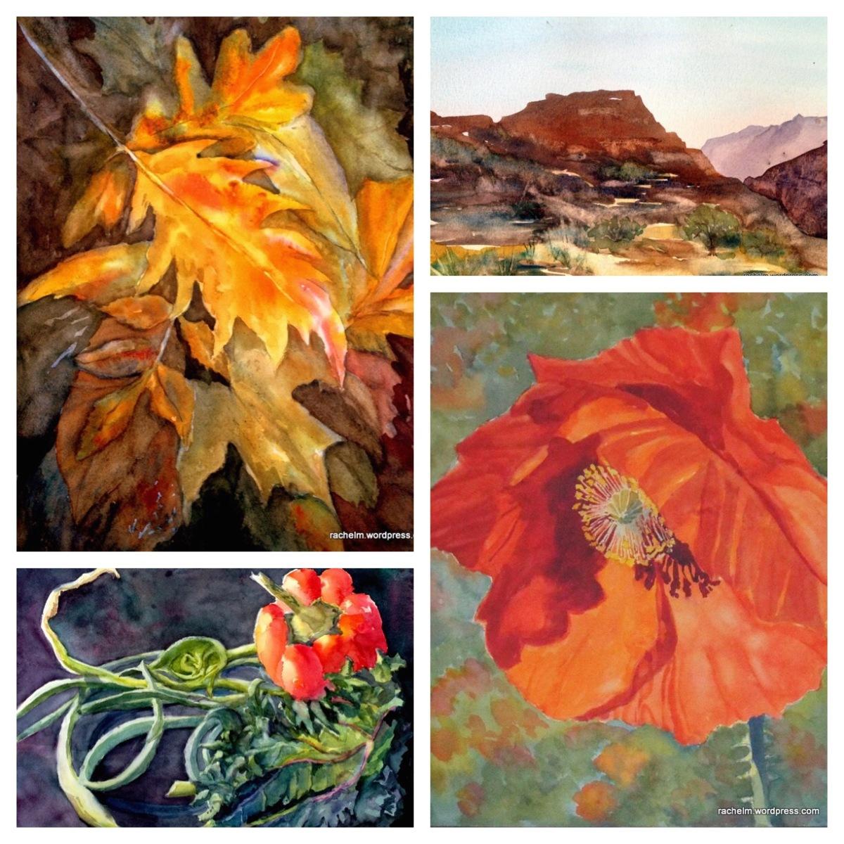 Rachel Murphree Watercolors