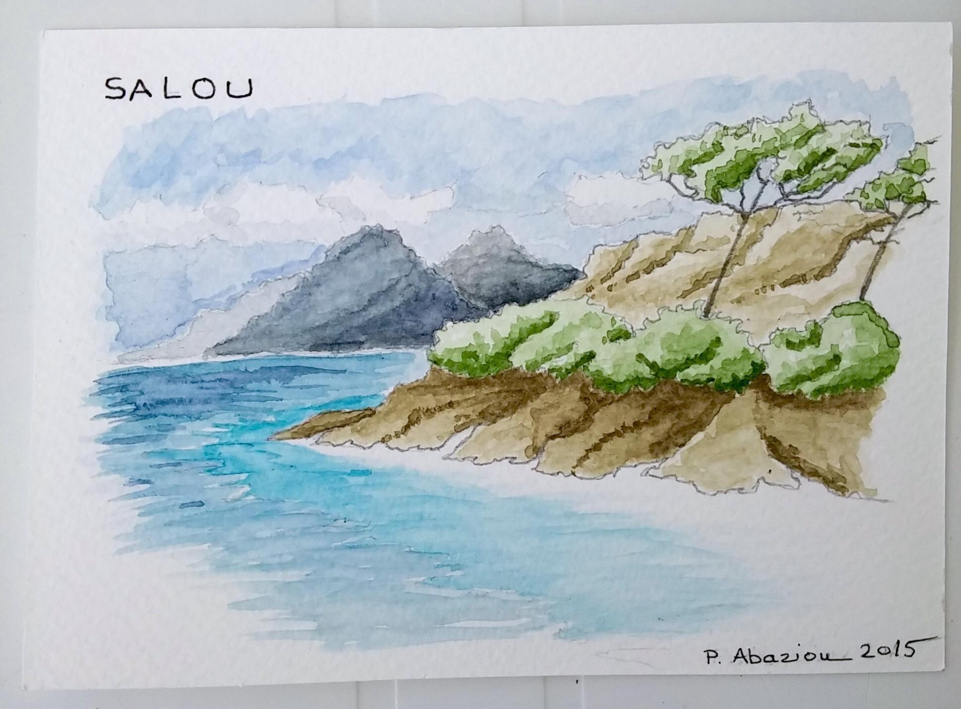 GUEST DOODLEWASH: Cap Salou