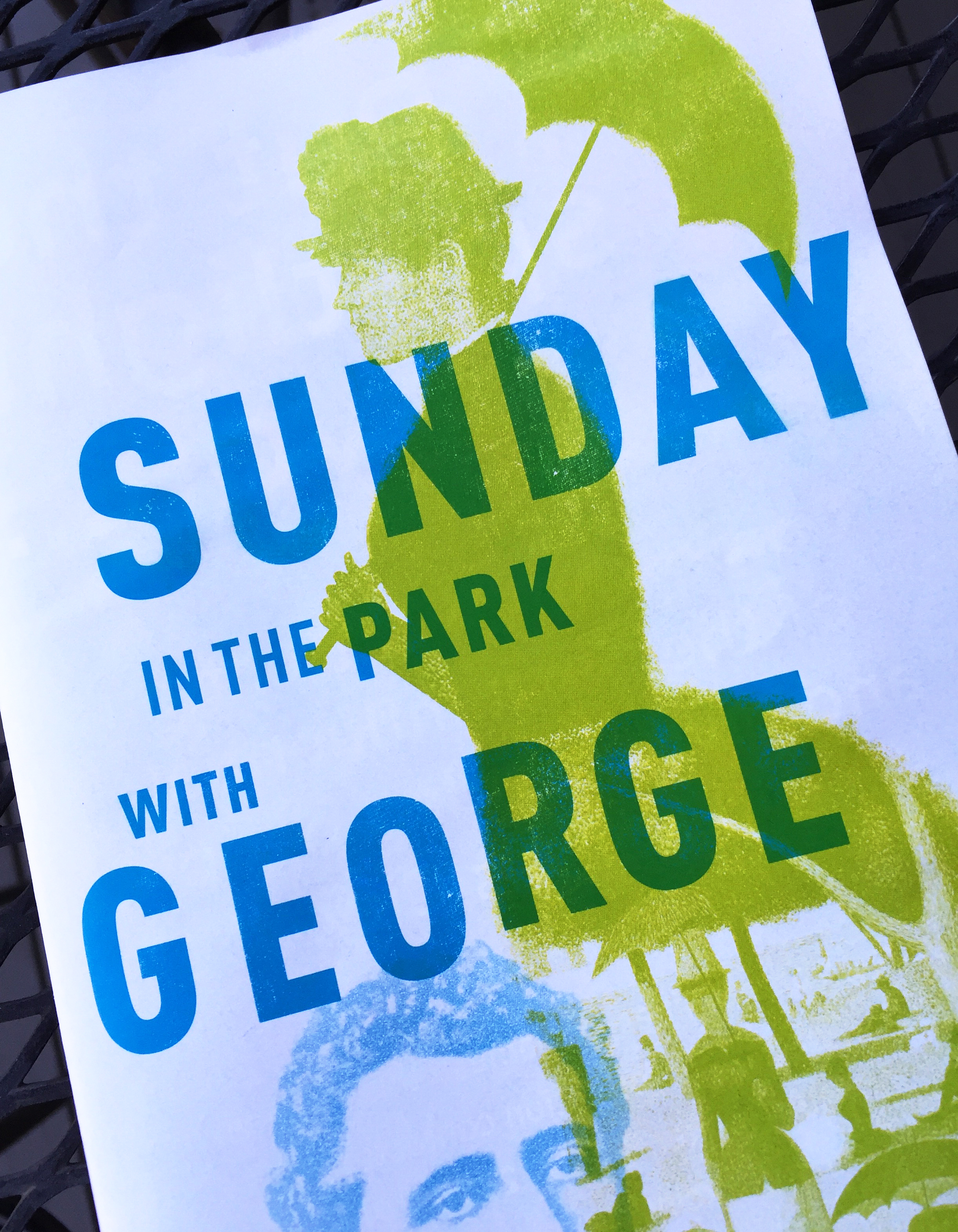 Lessons in Doodlewashing: Sunday Blogging With George