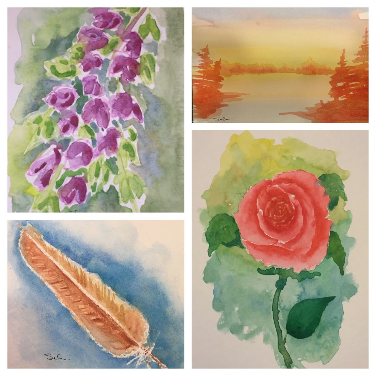 GUEST DOODLEWASH:Painting Tutorials