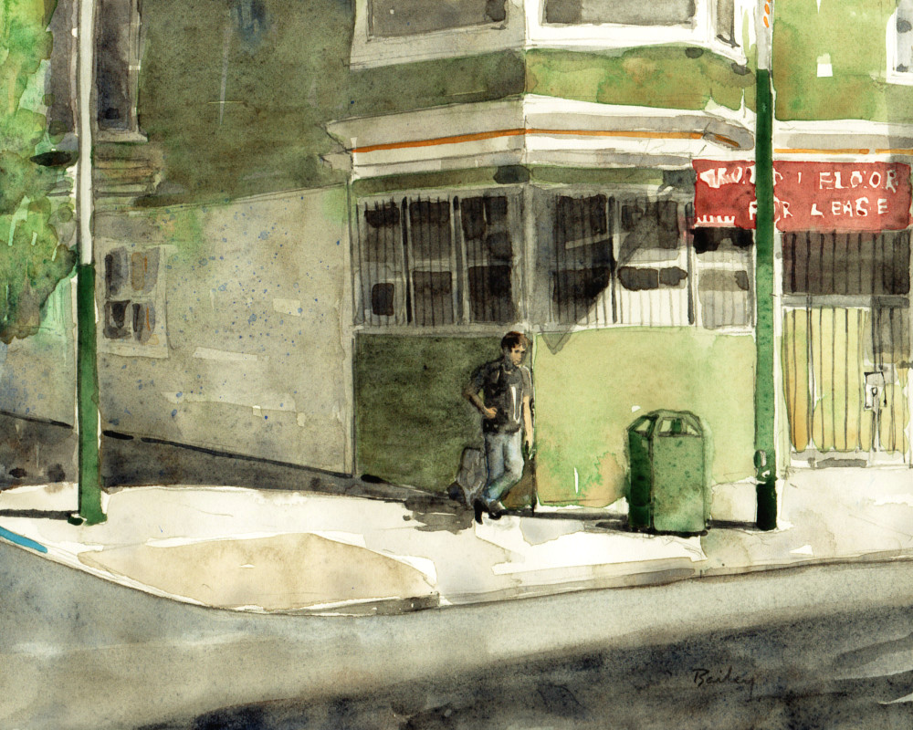 GUEST DOODLEWASH: Life in San Francisco
