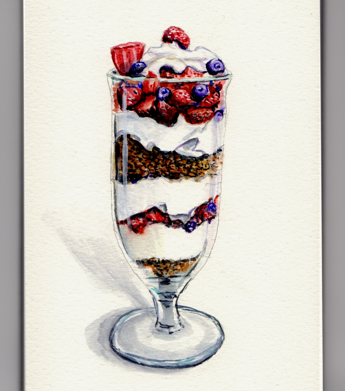 National Parfait Day by Charlie O'Shields