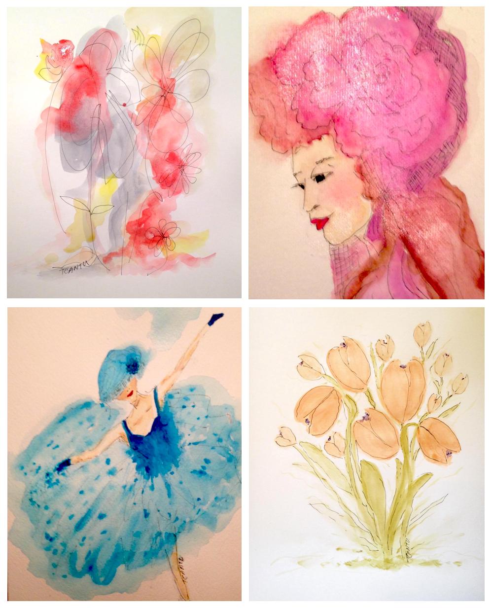 Doodlewashes by Tamarah Cantu