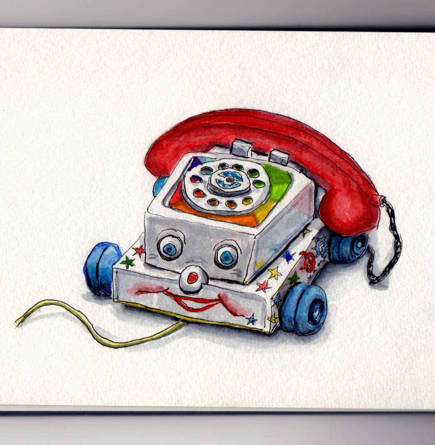 Chatter Telephone Doodlewash