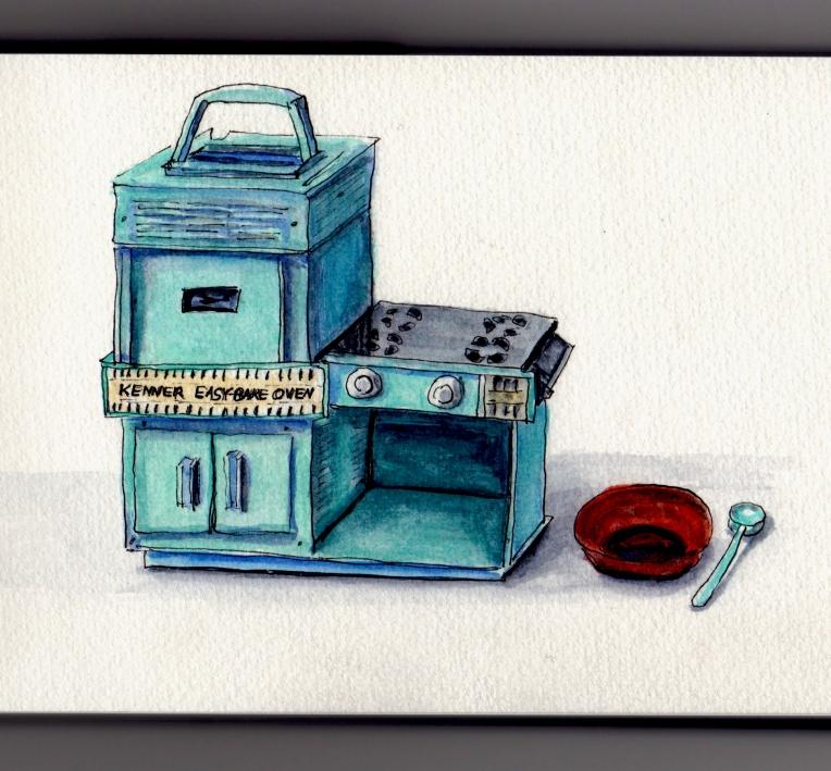 easy bake: