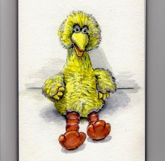 Big Bird Doodlewash