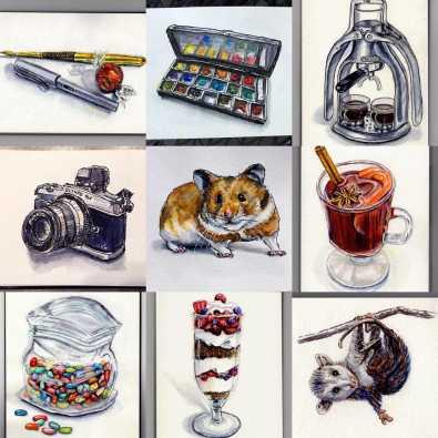 2015 Best Nine Instagram - Doodlewash