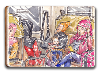 Doodlewash by Mutiara Cininta