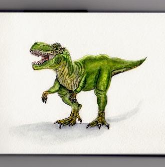Dinosaur Doodlewash