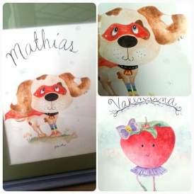 Doodlewash by Amelia Mayo