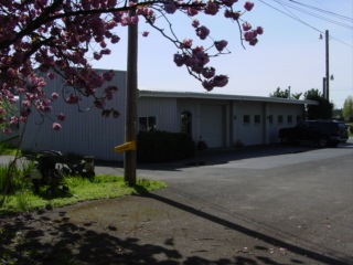 M. Graham Warehouse in Rural Oregon