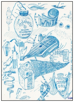 Sketches by Schokohund - Doodlewash