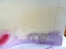 Asuka Kagawa Watercolor Process Step 3