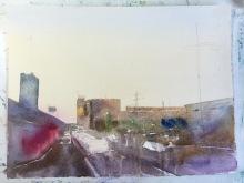 Asuka Kagawa Watercolor Process Step 4
