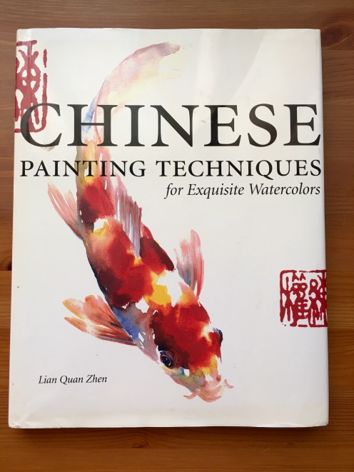 Chinese painting techniques for exquisite watercolors by liam quan zhen