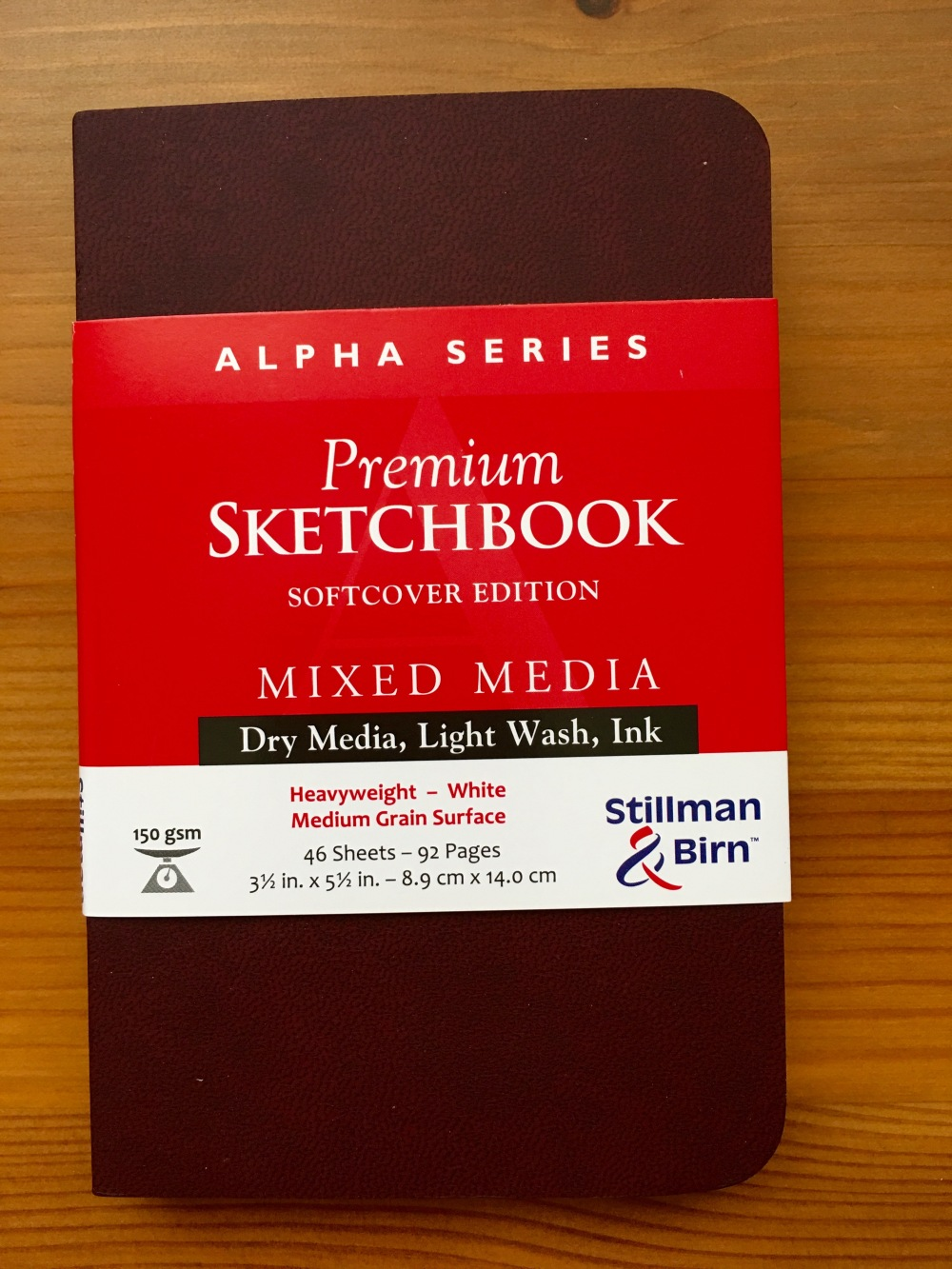 Stillman and Birn Alpha Series softcover journal