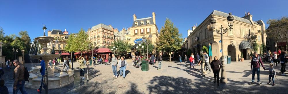 Ratatouille Disneyland Paris
