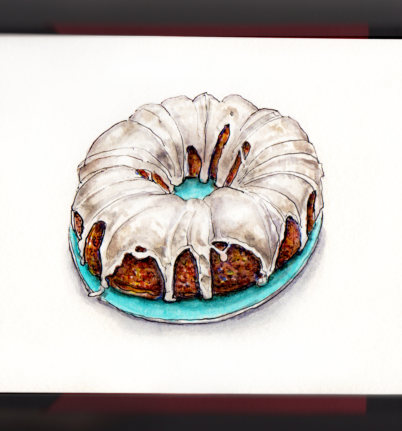 Cranberry Celebration Bundt Cake Kroger