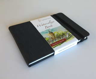 Watercolor Book By Hahnemühle